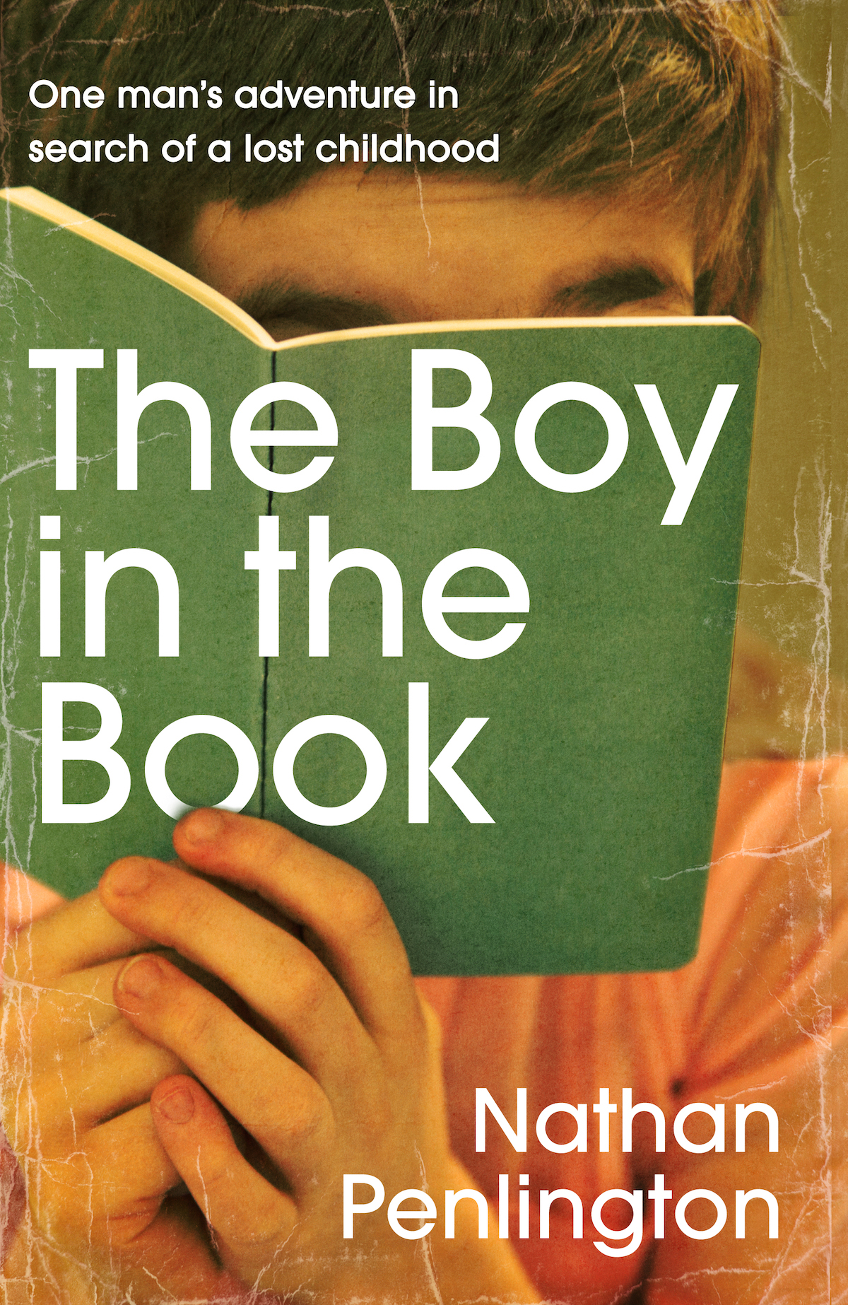 Nathan Penlington - Boy in the Book